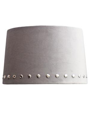 Skärm Bristol stor lj.grå/silver