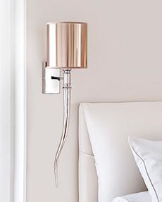 Vägglampa/hållare Residence