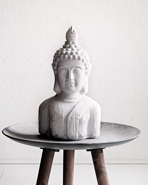 Budda Zen White