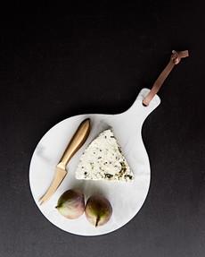 Luxury Kitchen bricka med kniv