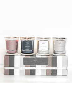Doftljus Candles Collection set/4