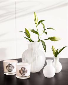 White Lily Dekorationsset 5delar