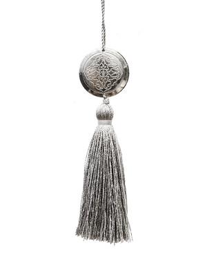 Tassel Tessie silver