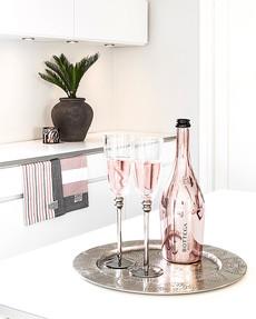 Champagneglas Castello 4-pack