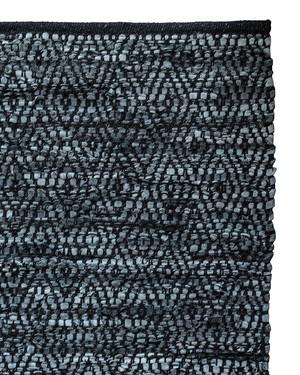 Matta Cabana Svart/Grå/Blå 160x240cm