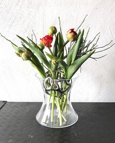 Vas Bloom med decorboll