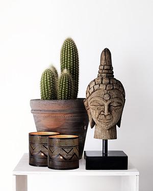 Träfigur Zamba