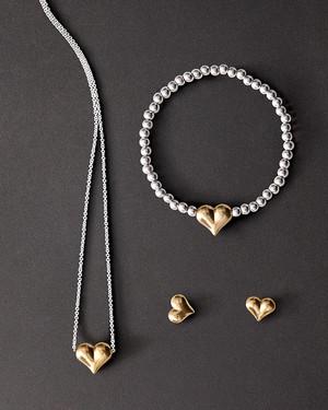 Set, halsband, armband & örhängen Yolanda