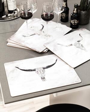 Bordsunderlägg Buffalo 4pack